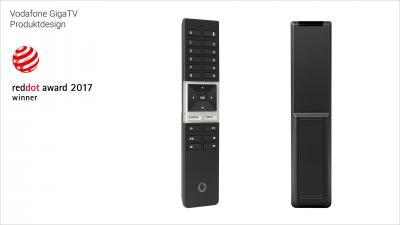 Vodafone remote